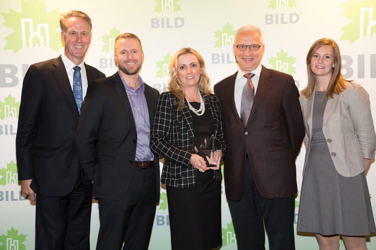 yBILD Award Photo